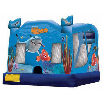 Inflatable Finding Shark Combo C4