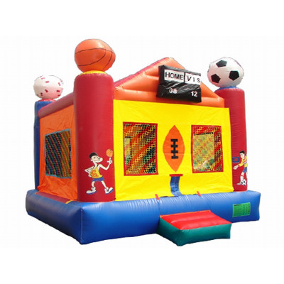 Bounce Round Bounce House