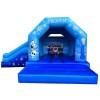 Frozen Bouncy Castle with Slide