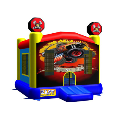 Inflatable Racing Fun Jumper