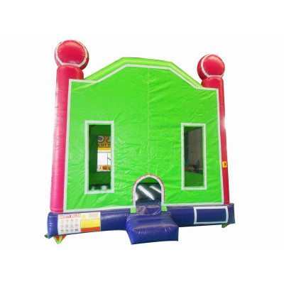 Inflatable Module Bouncer Changeable Banner