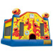 Elmo World Bounce House