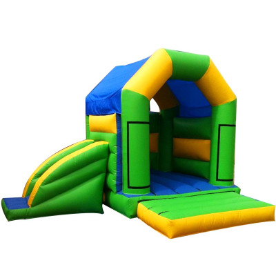 Bounce House Waterslide Combo For Sale