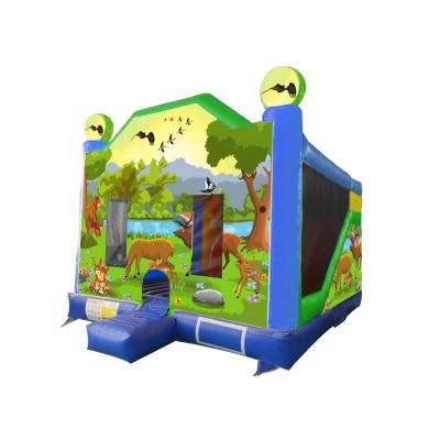 Animals Bouncer C4 Combo