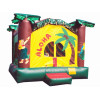Inflatable Safari Bouncer
