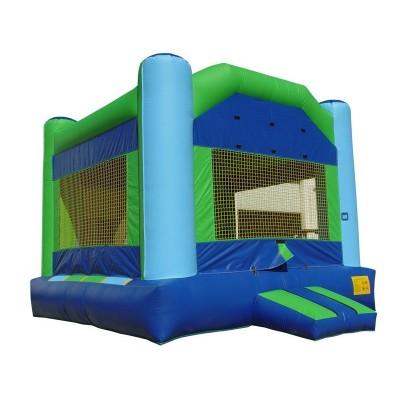 Lime Castle Mini Bouncer
