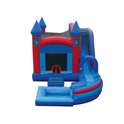 Jump-N-Splash-Castle-Pool