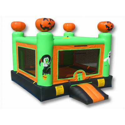 Inflatable Jack O'Lantern Bouncer