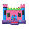 Inflatable Pink Castle