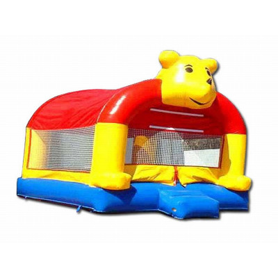 Inflatable Jumper Bear