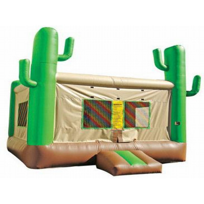 Commercial Bounce House Clearance