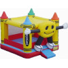 Crayon Bouncer House