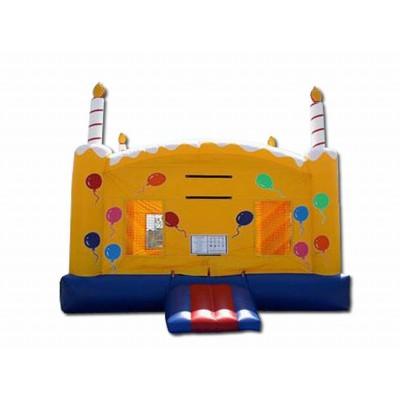 Birthday Cake Bouncer
