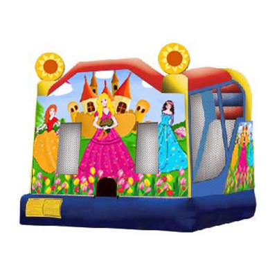 Inflatable Princess C4-Medium