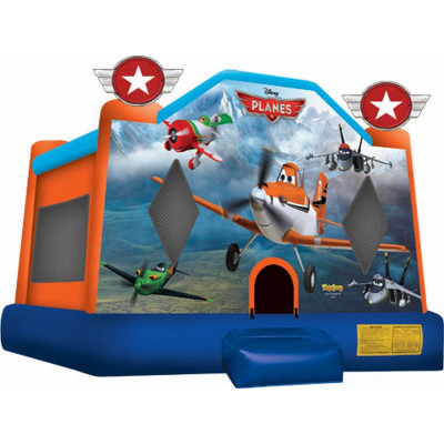 Inflatable Planes Jump