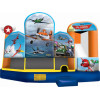 Inflatable Planes 5 In 1 Combo