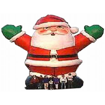 Christmas Gemmy Airblown Inflatables