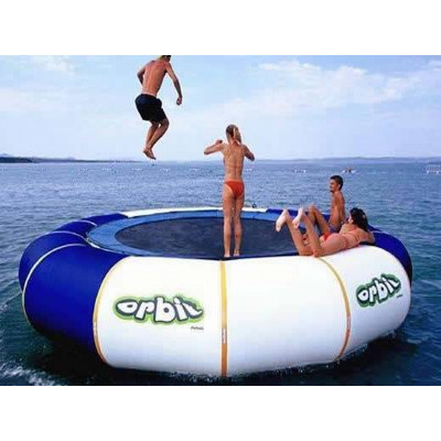 Trampoline For Water