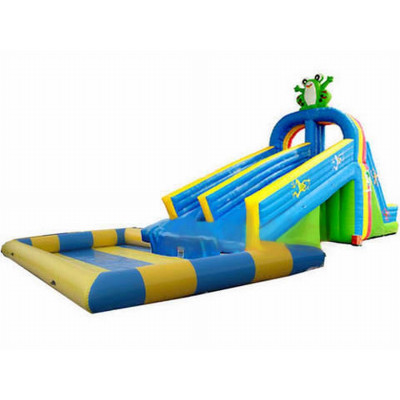 Fantasic Inflatable Water Park