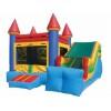 Castle Combo Bouncehouse