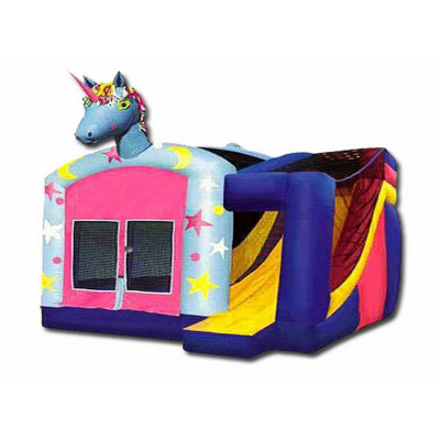 Horse With Slide