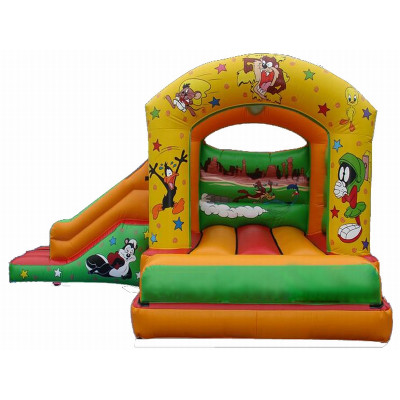 Animal Bouncy Castle