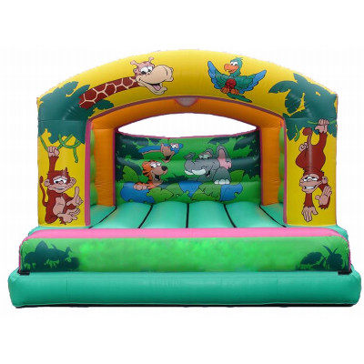 Inflatable Adult Castle