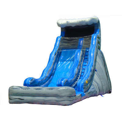 16 FT Rockin Dual Lane Water Slide