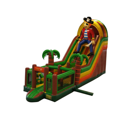 Inflatable Mutliplay Pirate Slide