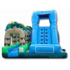 Inflatable Tropical Water Slip Slide
