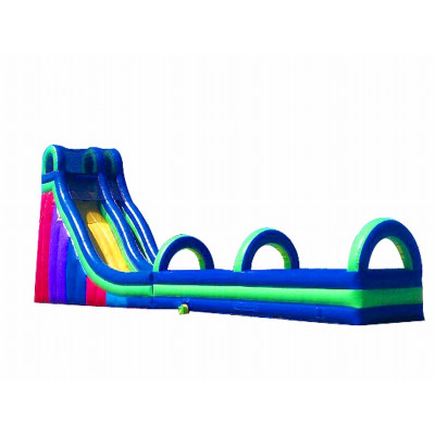 Inflatable Giant Slip Water Slide