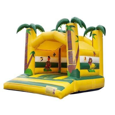 Bouncy Castle Jungle
