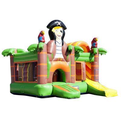 Bouncy Castle Multiplay Pirate