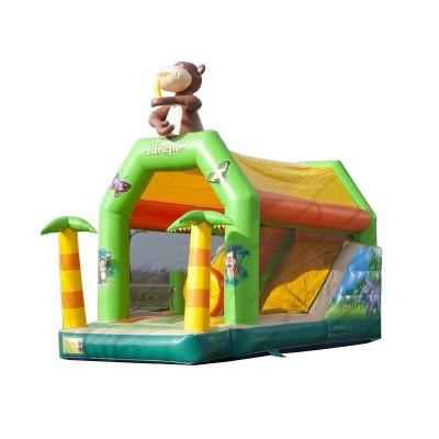 Bouncy Castle Combo Jungle