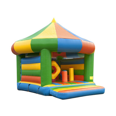 Bouncy Castle Carousel Without Slide