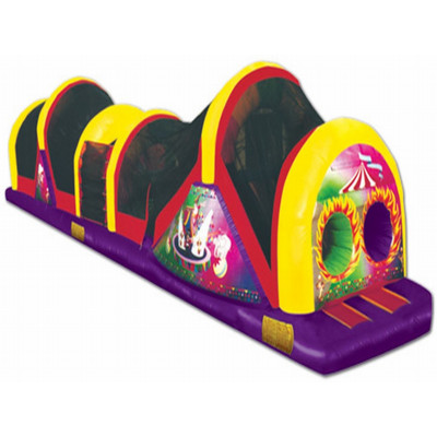 Circus Obstacle Challenge