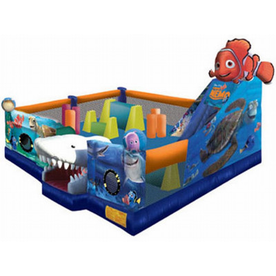 Inflatable Finding Nemo Experience