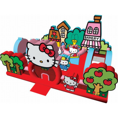 Inflatable Hello Kitty Toddler
