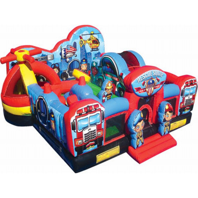 Inflatable Rescue Squad
