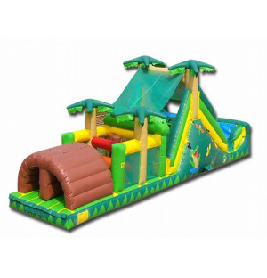 Obstacle Course Bounce House