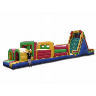 Backyard Obstacle Challenge Game