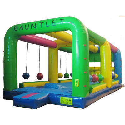 Gauntlet Wet/Dry Inflatable Game