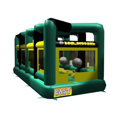 Inflatable Dash Game