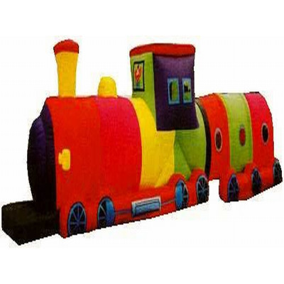 Inflatable Tunnels Train