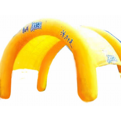 Double Inflatable Archway