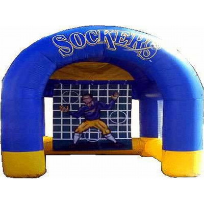 Inflatable Sockers Tent