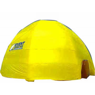 Inflatable Shield Tent