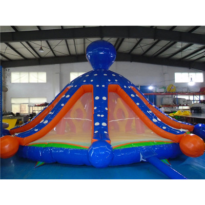 Inflatable Octopus Bouncer