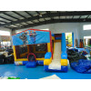 7in1 Frozen Bounce House