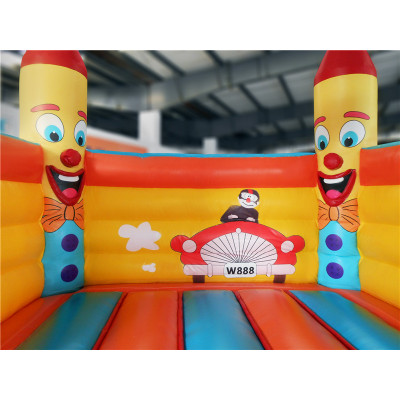 Inflatable Happy Clown Bouncer